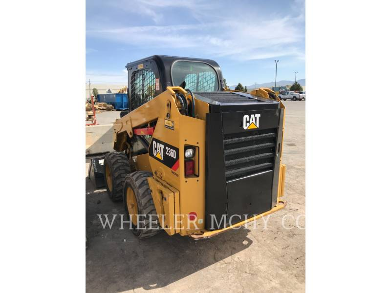 CATERPILLAR MINICARGADORAS 236 C3 2S equipment  photo 11