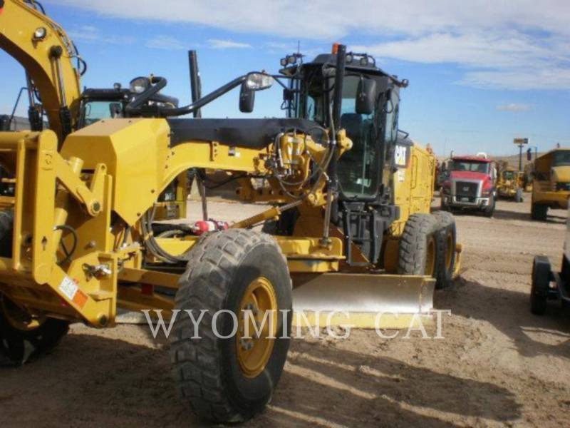 CATERPILLAR NIVELEUSES 12M2 equipment  photo 1