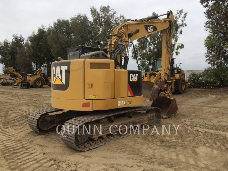 CATERPILLAR EXCAVADORAS DE CADENAS 314E equipment  photo 3