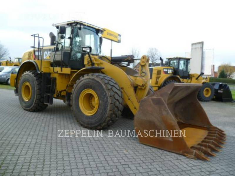 CATERPILLAR RADLADER/INDUSTRIE-RADLADER 966KXE equipment  photo 2