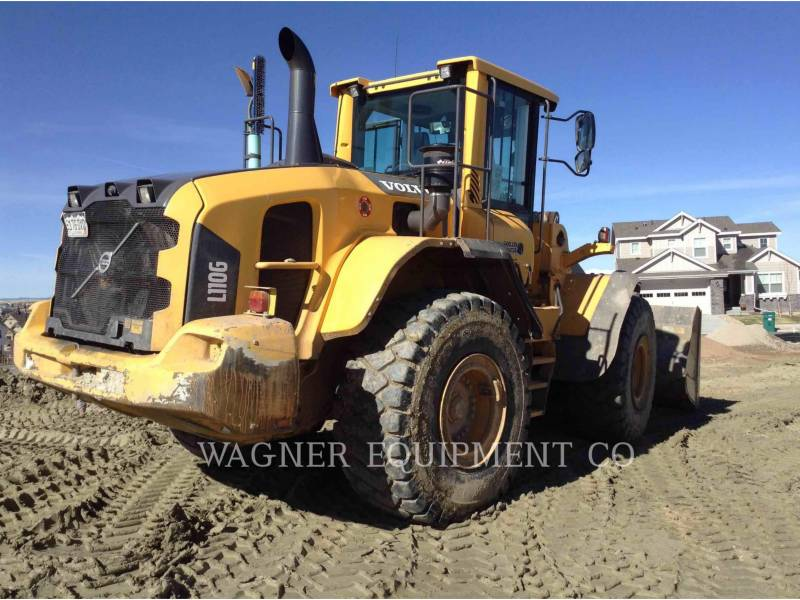 VOLVO CONSTRUCTION EQUIPMENT CARGADORES DE RUEDAS L110G equipment  photo 3