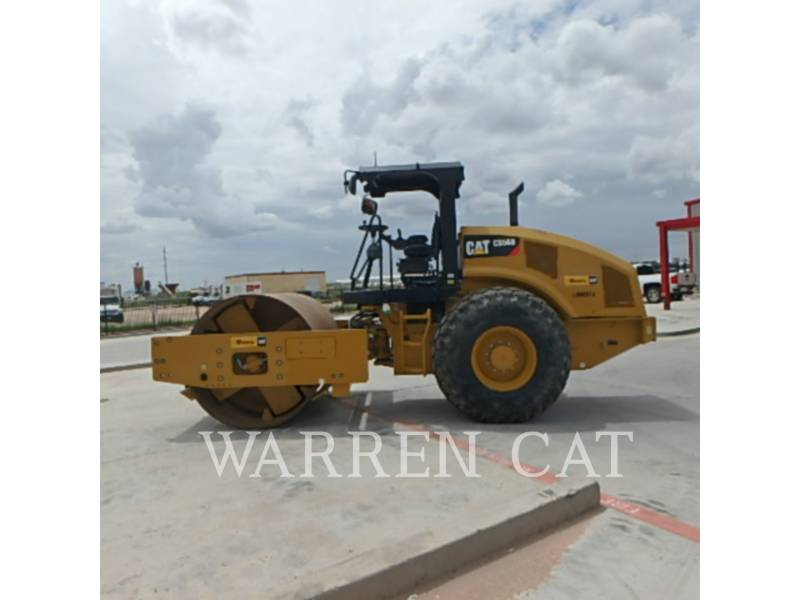 CATERPILLAR PAVIMENTADORA DE ASFALTO CS56B equipment  photo 2