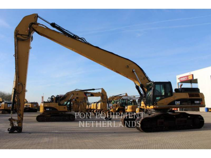 CATERPILLAR KETTEN-HYDRAULIKBAGGER 330 D LRE equipment  photo 5
