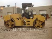CATERPILLAR VIBRATORY DOUBLE DRUM ASPHALT CB-564D equipment  photo 6