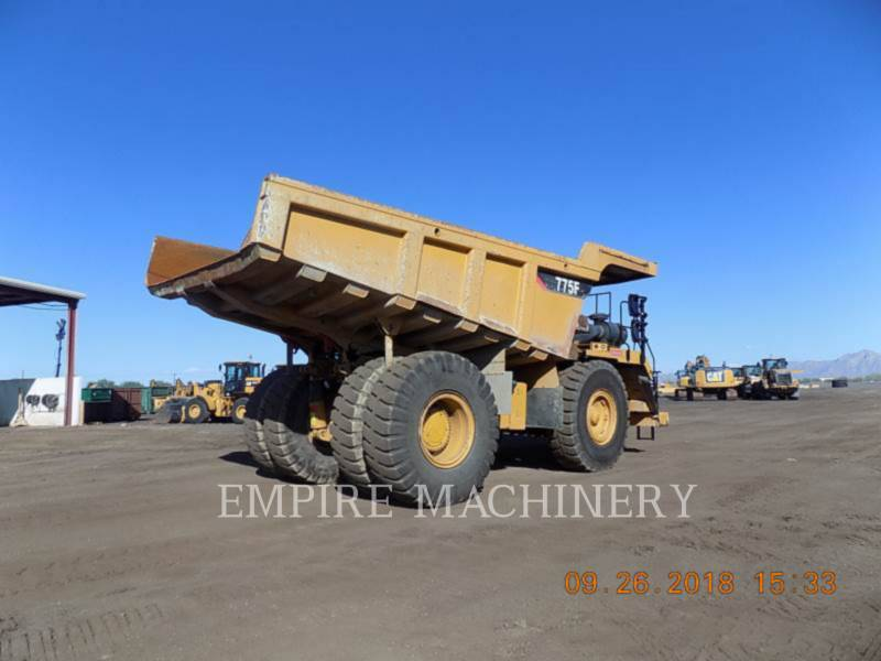 CATERPILLAR OFF HIGHWAY TRUCKS 775F equipment  photo 2