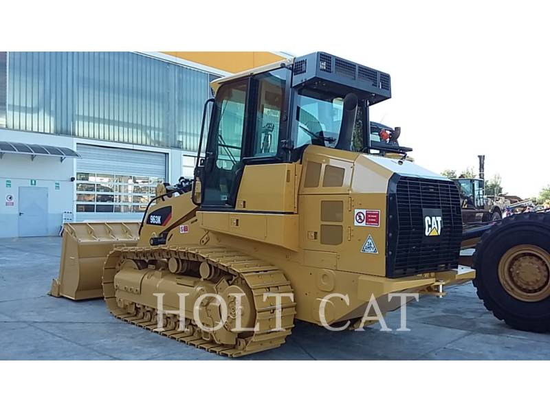 CATERPILLAR 履帯式ローダ 963K equipment  photo 4