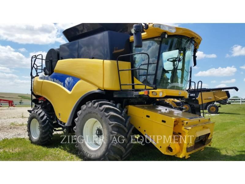NEW HOLLAND LTD. COMBINES CR9060 equipment  photo 24