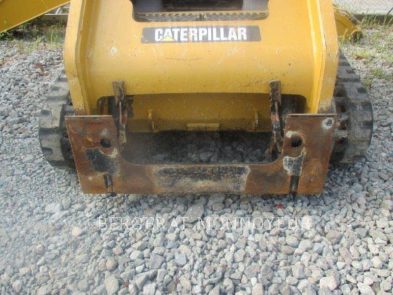 CATERPILLAR CHARGEURS SUR CHAINES 259B3 equipment  photo 11
