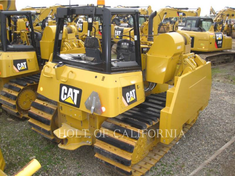 CATERPILLAR TRACK TYPE TRACTORS PL61 equipment  photo 3