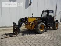 Equipment photo CATERPILLAR TH414CGC CHARGEUR À BRAS TÉLESCOPIQUE 1