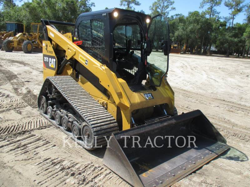 CATERPILLAR MULTI TERRAIN LOADERS 297D equipment  photo 2