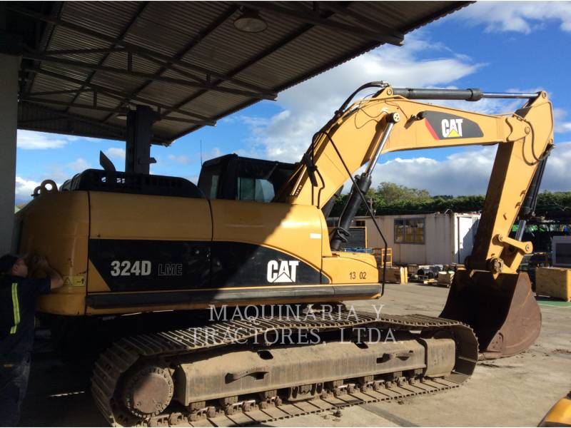 CATERPILLAR PELLES SUR CHAINES 324 D L ME equipment  photo 6