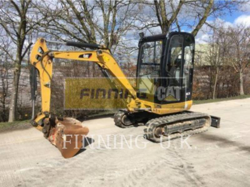CATERPILLAR KETTEN-HYDRAULIKBAGGER 302.7DCR equipment  photo 6