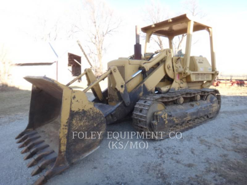 CATERPILLAR CARGADORES DE CADENAS 977L equipment  photo 1