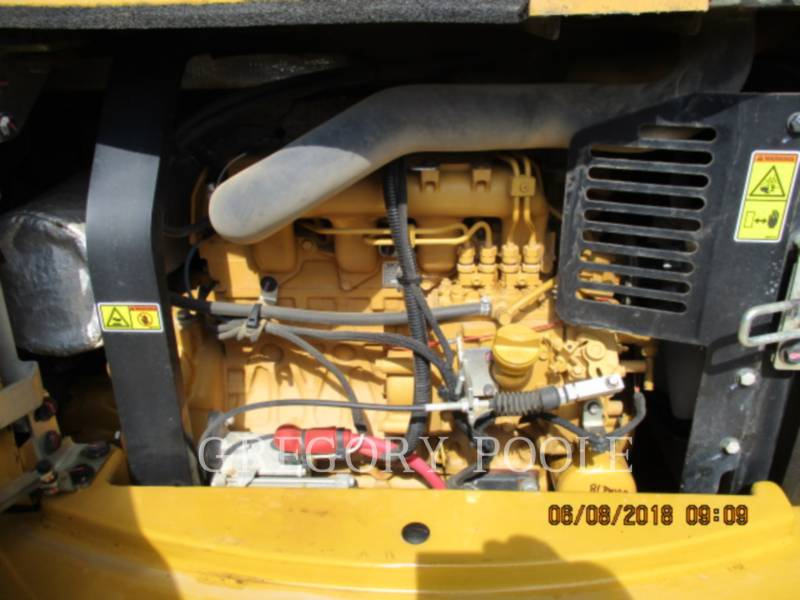 CATERPILLAR KETTEN-HYDRAULIKBAGGER 305.5E2 CR equipment  photo 9