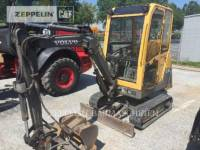 Equipment photo VOLVO CONSTRUCTION EQUIPMENT EC15B RUPSGRAAFMACHINES 1