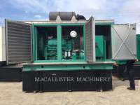 Equipment photo CUMMINS 400DFEB STATIONARY GENERATOR SETS 1