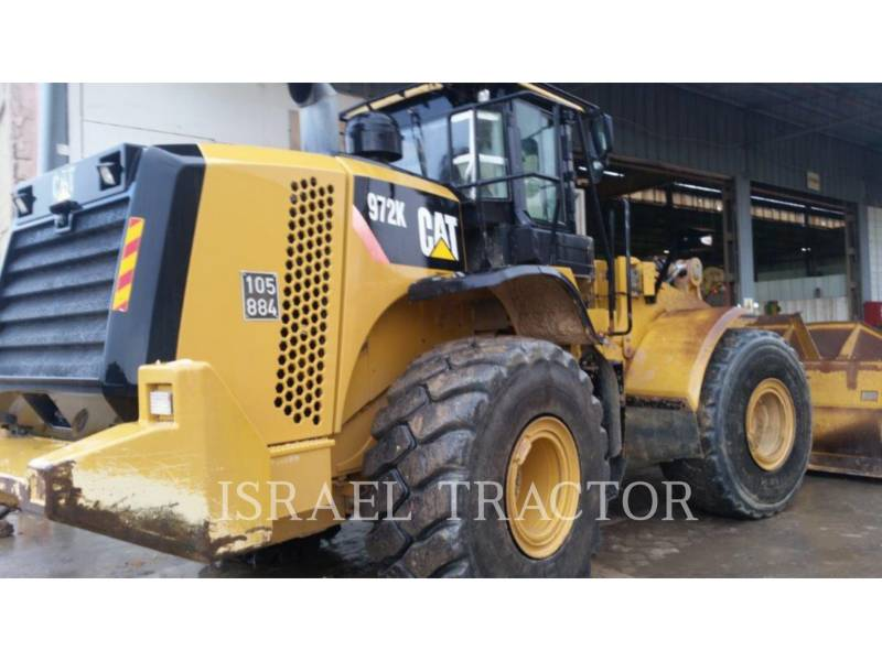 CAT TRADE-IN WHEEL LOADERS/INTEGRATED TOOLCARRIERS 972K equipment  photo 2