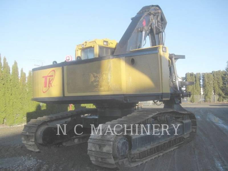 CATERPILLAR FOREST MACHINE TK1161 equipment  photo 3