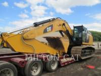 CATERPILLAR PELLES SUR CHAINES 349E L equipment  photo 1