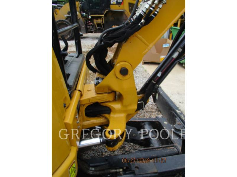 CATERPILLAR EXCAVADORAS DE CADENAS 303.5E2 CR equipment  photo 12