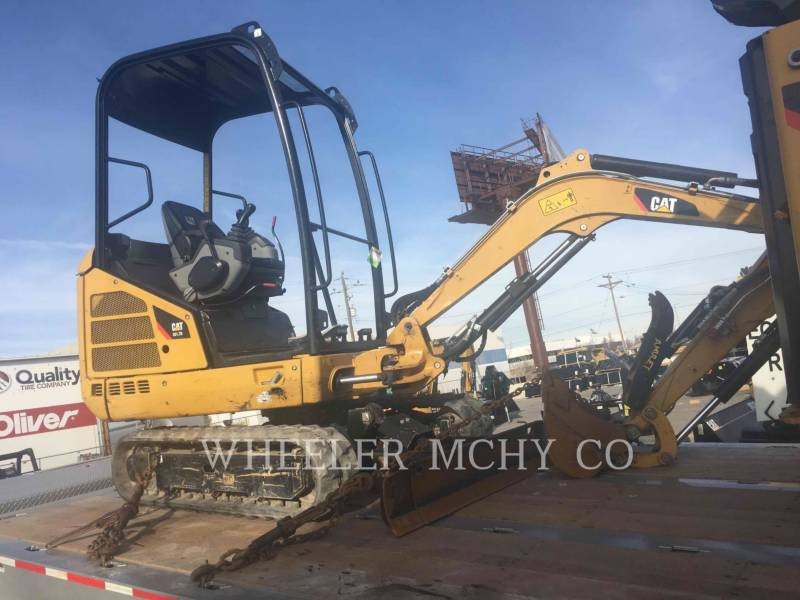 CATERPILLAR ESCAVATORI CINGOLATI 301.7D C1T equipment  photo 1