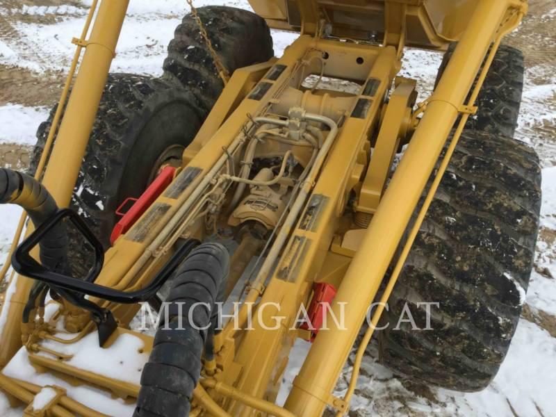 CATERPILLAR TOMBEREAUX ARTICULÉS 740 T equipment  photo 11