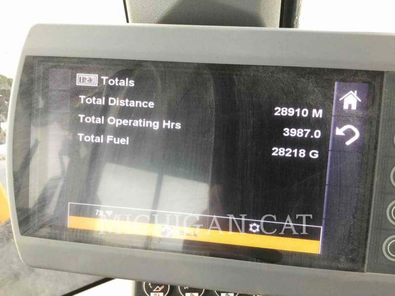 CATERPILLAR PALE GOMMATE/PALE GOMMATE MULTIUSO 938K equipment  photo 9