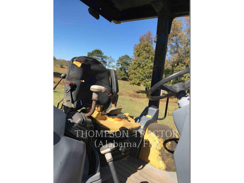 CATERPILLAR BACKHOE LOADERS 416C equipment  photo 8