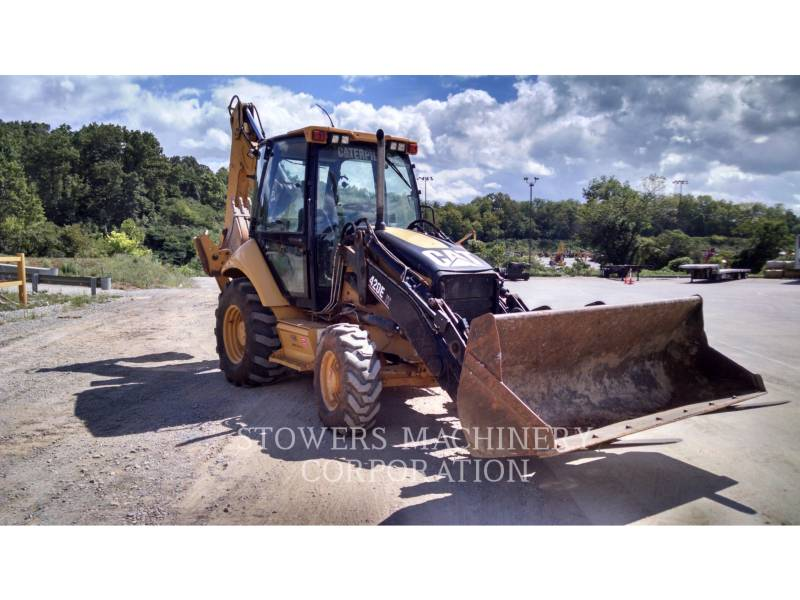 CATERPILLAR BACKHOE LOADERS 420EIT equipment  photo 2