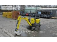 Equipment photo WACKER CORPORATION 803 KETTEN-HYDRAULIKBAGGER 1