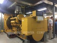 Equipment photo CATERPILLAR 1750 KW STATIONARY GENERATOR SETS 1