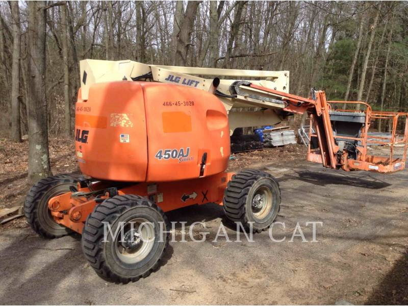JLG INDUSTRIES, INC. LEVANTAMIENTO - PLUMA 450 AJ equipment  photo 17