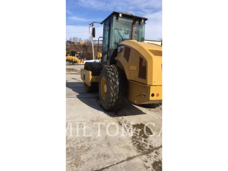 CATERPILLAR COMPACTORS CS66B equipment  photo 6