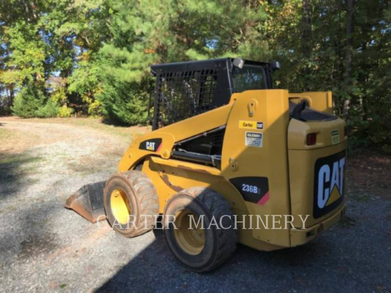 CATERPILLAR SKID STEER LOADERS 236B3 CY equipment  photo 4