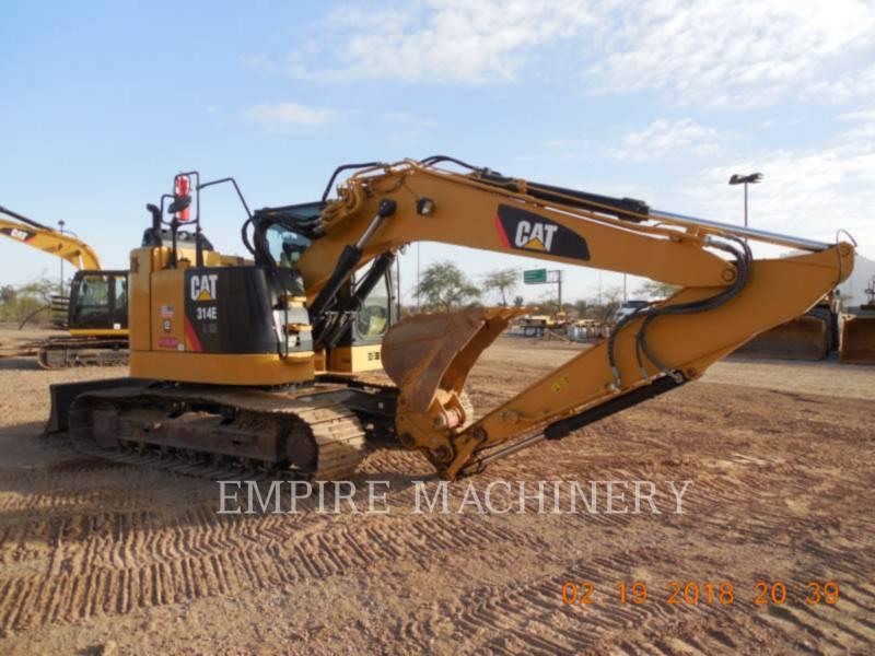 CATERPILLAR PELLES SUR CHAINES 314ELCR equipment  photo 1