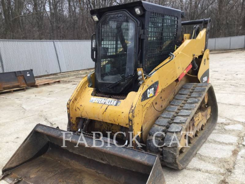 CATERPILLAR CHARGEURS TOUT TERRAIN 259B3 C3 equipment  photo 4