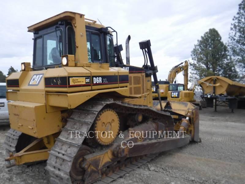 CATERPILLAR TRACTORES DE CADENAS D6R equipment  photo 3