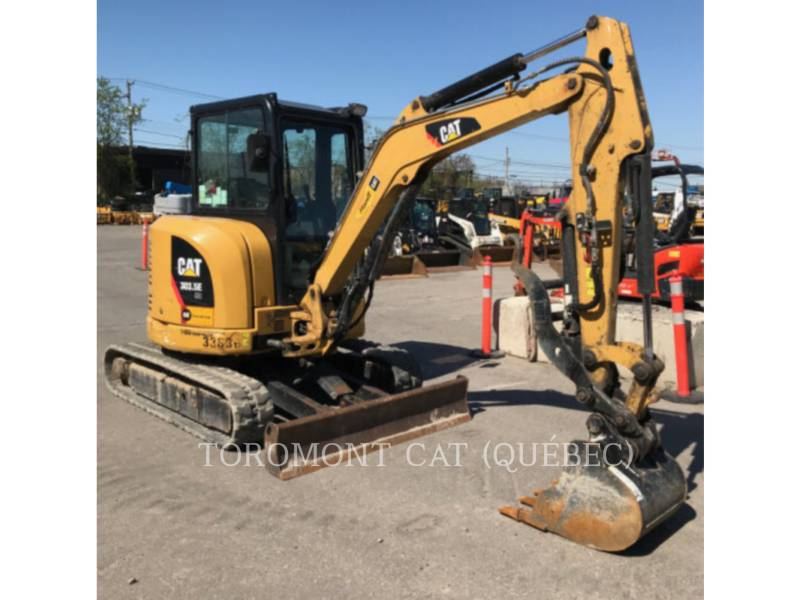 CATERPILLAR EXCAVADORAS DE CADENAS 303.5ECR equipment  photo 5
