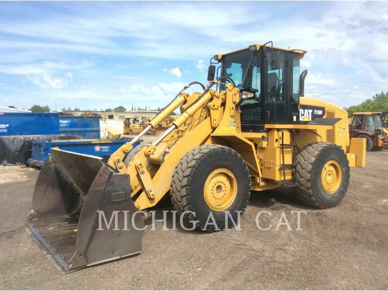 CATERPILLAR WHEEL LOADERS/INTEGRATED TOOLCARRIERS IT38H 3R equipment  photo 1
