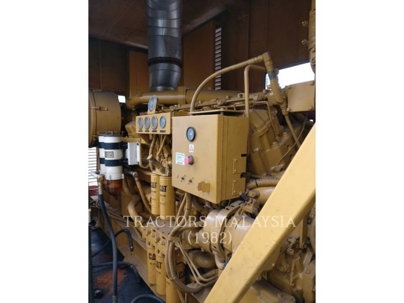 CATERPILLAR SECTEUR INDUSTRIEL 3512TA equipment  photo 3