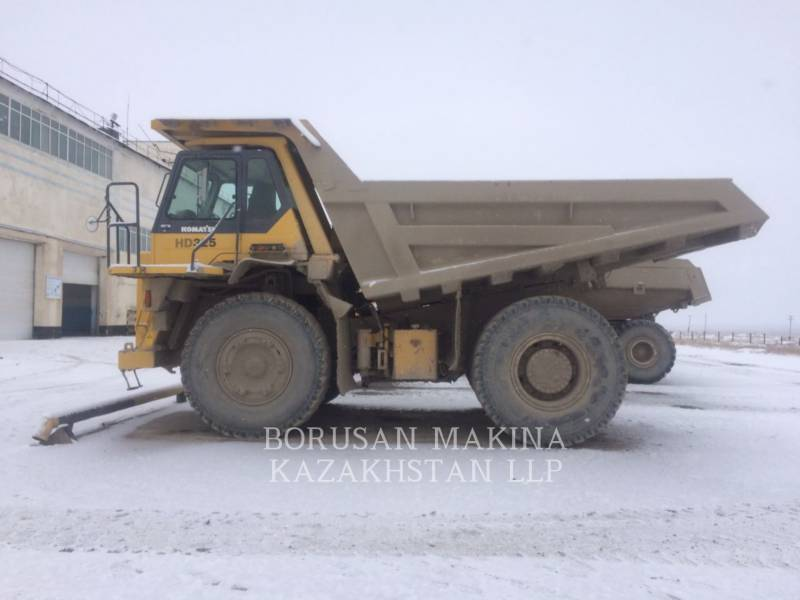 KOMATSU DUMP TRUCKS HD325  equipment  photo 3