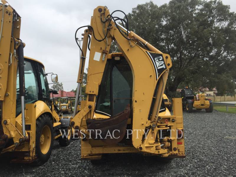 CATERPILLAR TERNE 428D equipment  photo 6