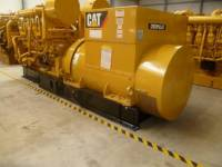 CATERPILLAR STATIONÄRE STROMAGGREGATE 3512B HV11KV equipment  photo 4