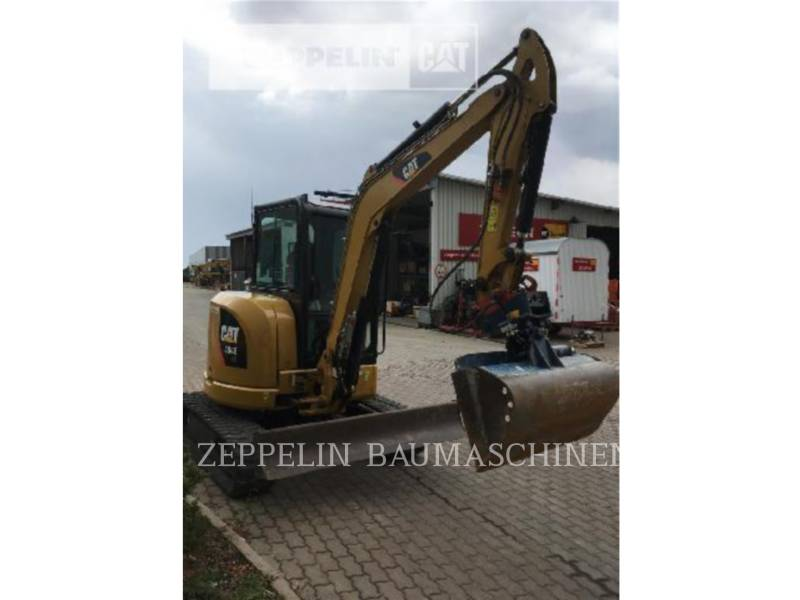 CATERPILLAR KETTEN-HYDRAULIKBAGGER 304ECR equipment  photo 4
