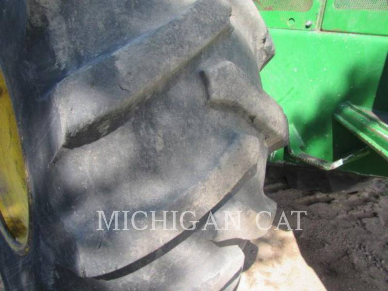 JOHN DEERE FORESTRY - FELLER BUNCHERS - WHEEL 843J WFELLER equipment  photo 11