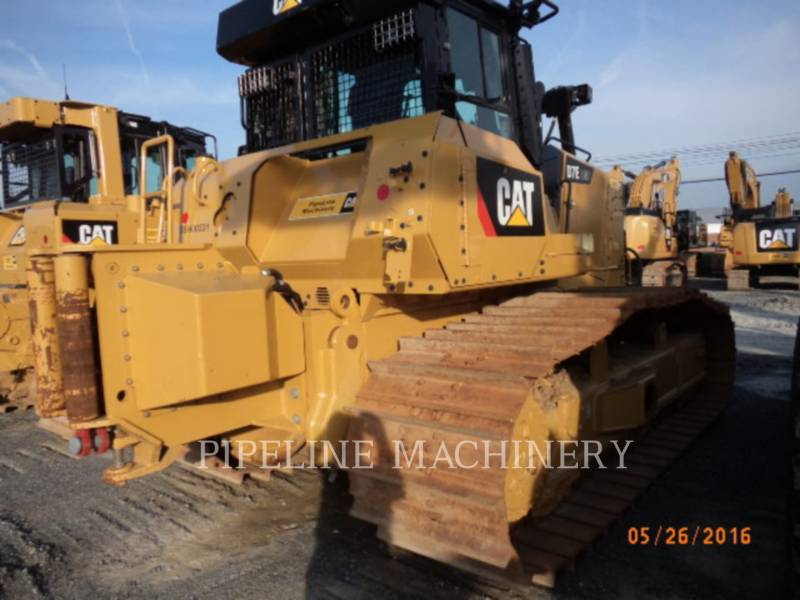 CATERPILLAR TRACTORES DE CADENAS D7ELGP equipment  photo 3