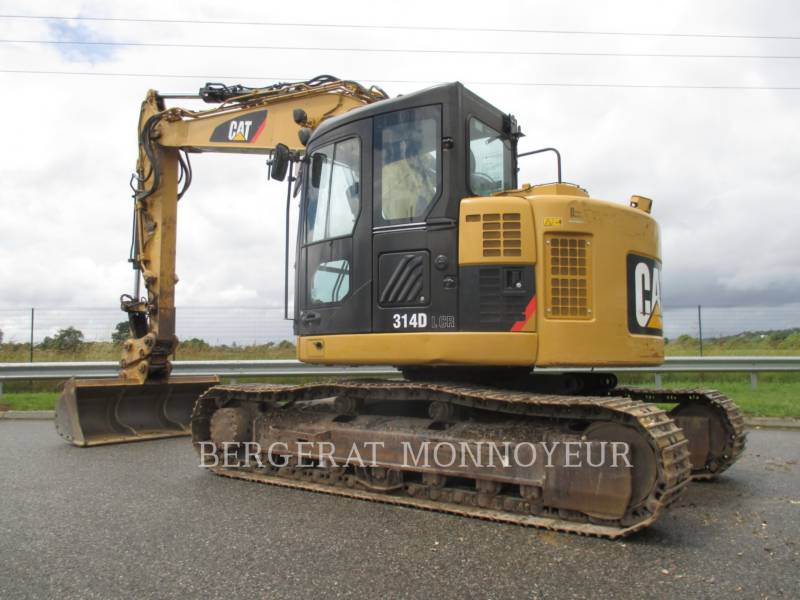 CATERPILLAR TRACK EXCAVATORS 314DLCR equipment  photo 2