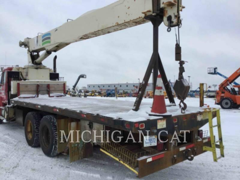 FREIGHTLINER ON HIGHWAY TRUCKS FL112 equipment  photo 3