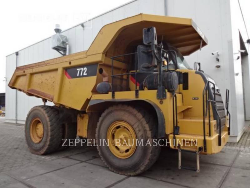 CATERPILLAR CAMIONES RÍGIDOS 772 equipment  photo 3